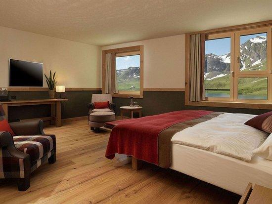 Hotel frutt family lodge bewertungen fotos for Media room guest bedroom