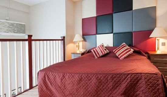 Villiers Hotel: Guest room