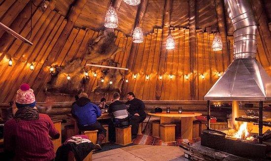 Kempele, Finlandia: Bar/Lounge