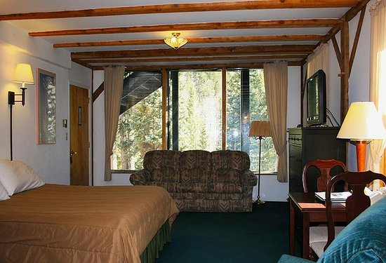 Taos Ski Valley, New Mexiko: Guest room