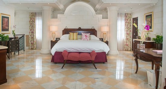 Sandy Lane Hotel: Guest room