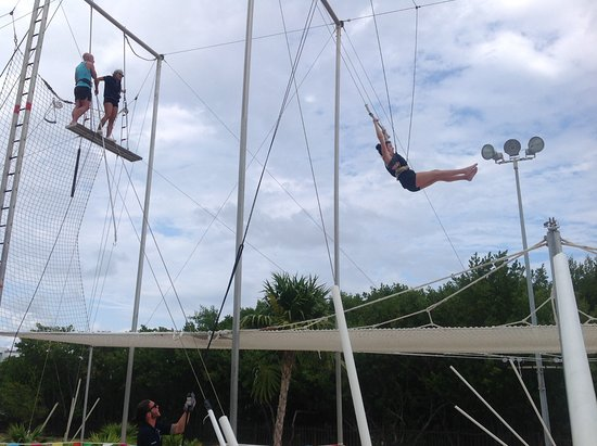 Club Med Cancun Yucatan: Cirque trapèze