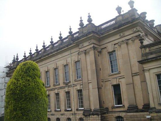 Chatsworth House ! Jane Austen's Pemberley.. Mr. Darcy's house !!!!!
