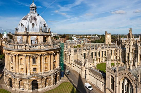 3-Hour Private Oxford Guided Walking