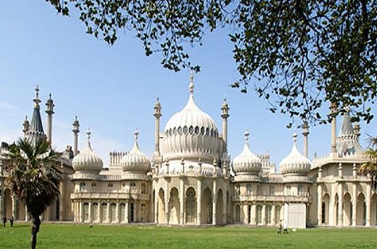 Full-Day Brighton Tour vanuit Oxford