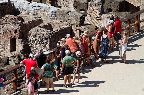 Colosseum Express Tour with Gladiator