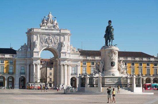 Tour Privado de 4 Horas em Lisboa