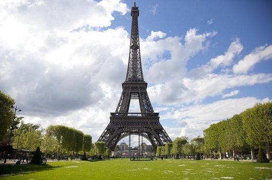 Eiffeltårnet klatring erfaring med...