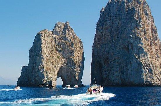 Capri Deluxe Small Group delt tur fra...