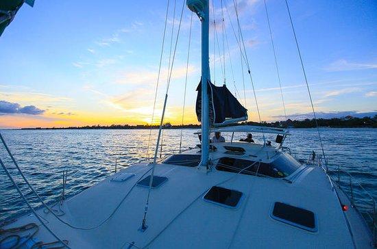 5-Hour Private Luxury Catamaran...