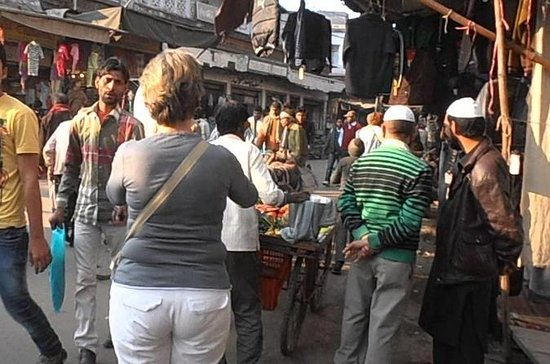 Agra old city tour, Heritage walk in...