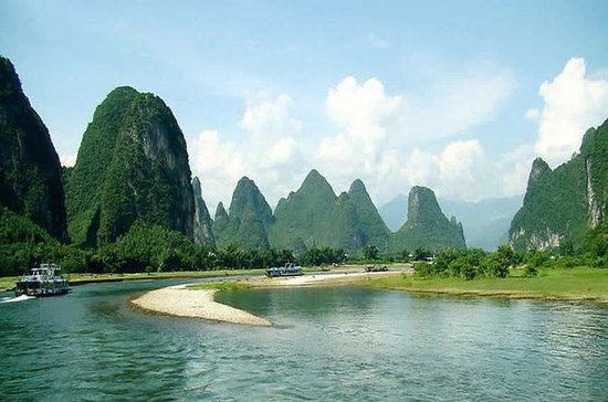 Li River Big Boat Tour From Guilin To...
