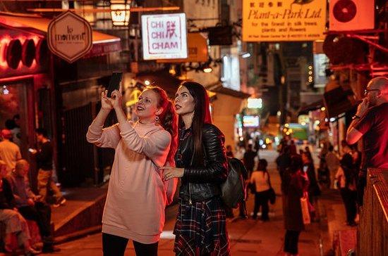 ナイトツアーによるプライベート香港
