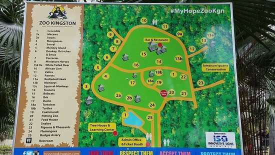 Hope Botanical Garden And Zoo Jamaica All You Need To