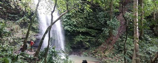 Carmen de Apicala, Колумбия: Cascada