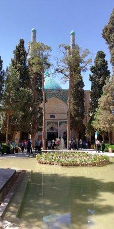 Mahan, Irã: Aramgah-e Shah Ne'matollah Vali