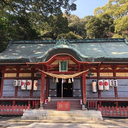 Hachiman Asami Shrine