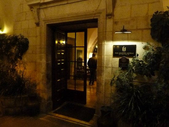 American Colony Hotel Arabesque Restaurant: Eingang