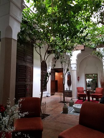 Riad Zolah: Simply magical Riad.  Wonderful hosts and great traditional Morrocian cuisine.