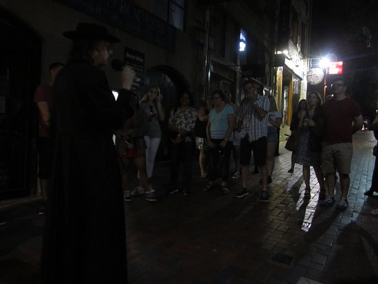 Haunted Melbourne Ghost Tour