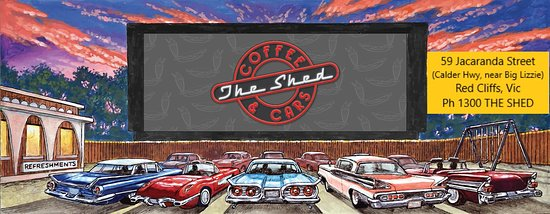 Coffee And Cars >> The Shed Coffee And Cars Red Cliffs Restaurant Reviews