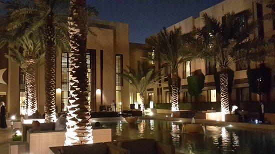 Park Hyatt Jeddah - Marina, Club & Spa: The magical atmosphere of Park Hyatt Jeddah (Hotel View)