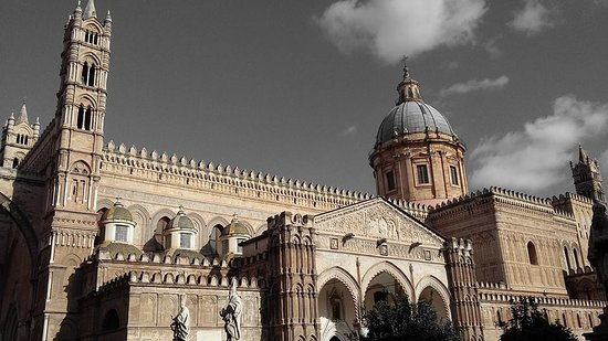 4035479801 The Cathedral of Palermo - Picture of The Best of Palermo