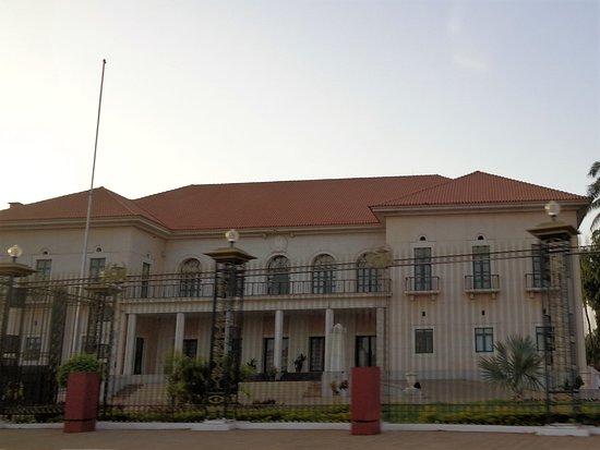 Presidential Palace: Palacio Presidencial