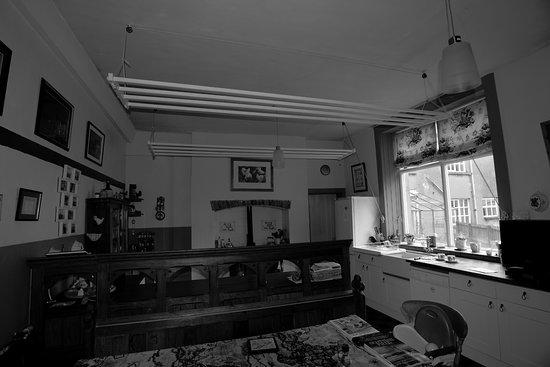 Eglinton, UK: Kitchen