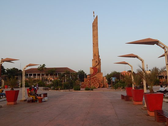 Presidential Palace: monumento