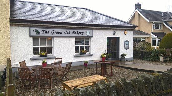 Eglinton, UK: The Green Cat