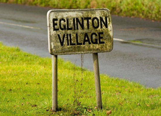 Eglinton, UK: Nice Village