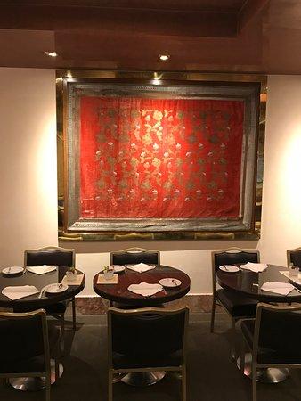 Accademia Hotel: Breakfast room
