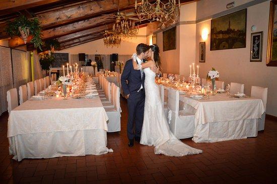 Pratolino, Italia: Sala Cerimonie