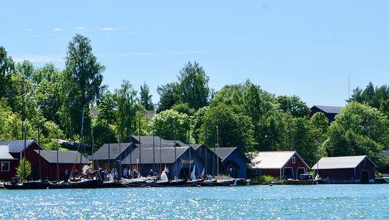 Houtskar Island, Finlandia: Visit the boat museum in Näsby - Näsbyn venemuseo on käymisen arvoinen
