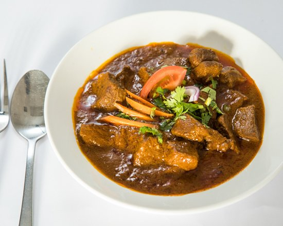 Mitran Da Dhaba: Beef Roganjosh
