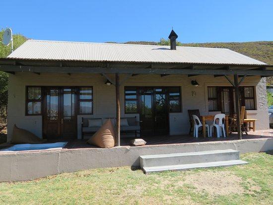 Citrusdal, África do Sul: Cederkloof - Bungalow