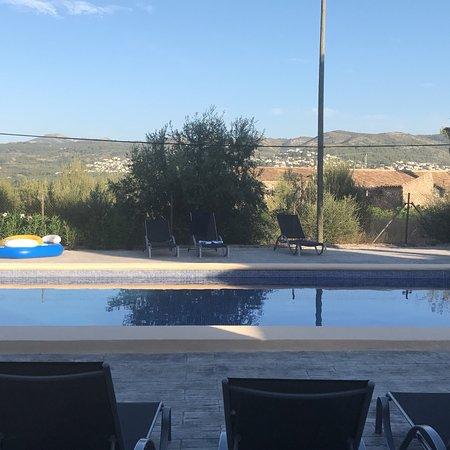 Tormos, España: Alestelou Bed & Breakfast
