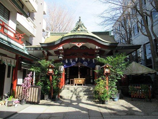 Misaki Inari Shrine