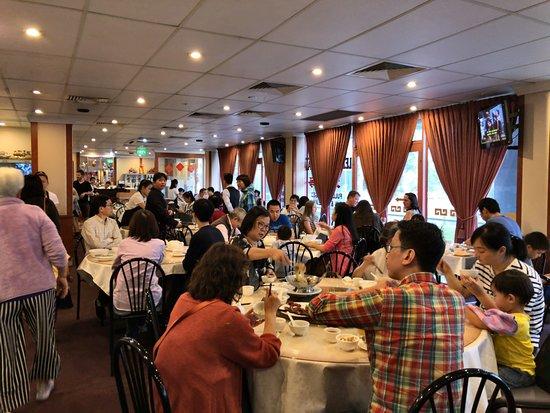 Thornleigh, Australie : dining room