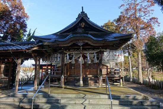 Kora Yakuyoke Shrine