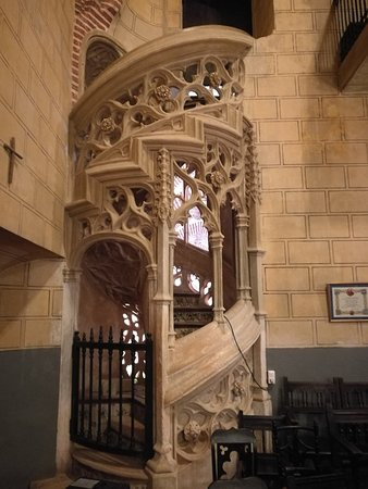 Alfauir, Spain: escalera