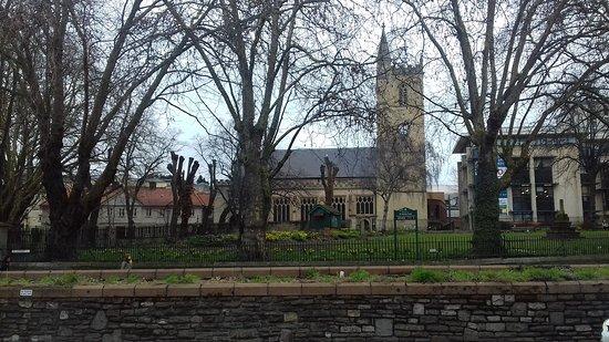 St James Priory: Sacred Bristol walking tour.