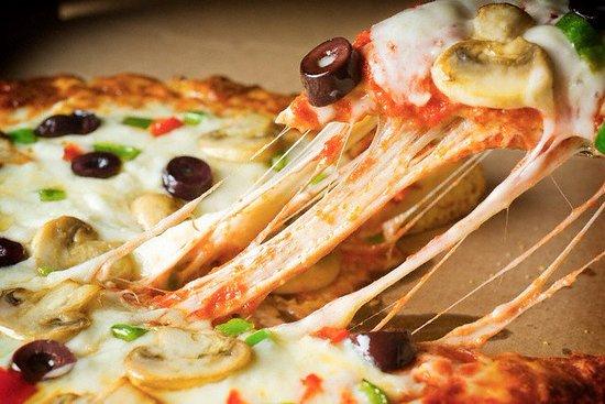 Olgiate Molgora, Italie : Ottima pizza con possibile consegna a domicilio .