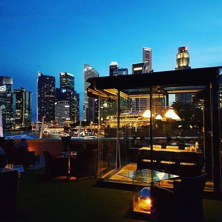 Orgo Bar And Restaurant Singapore Marina Centre