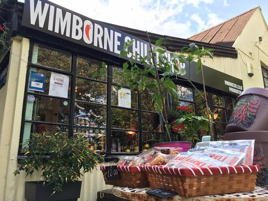 Wimborne Chilli Shop