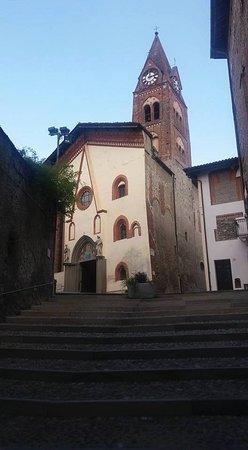 Avigliana, Włochy: Esterno chiesa