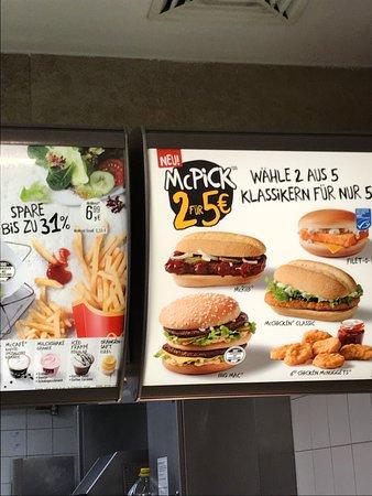 McDonald's, Wiesbaden - Mainzer Str  99 - Restaurant Reviews