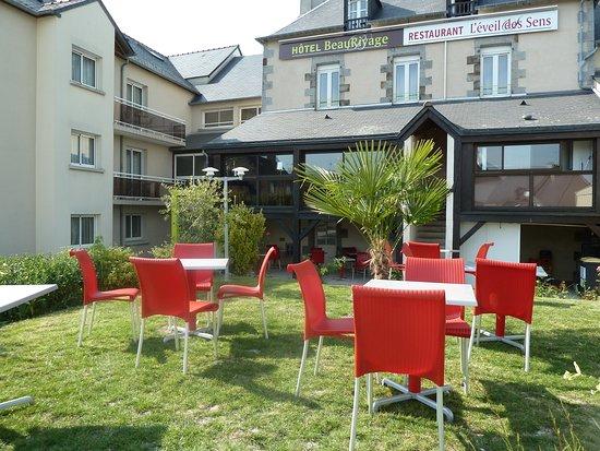 Hotel Beau Rivage Le Vivier Sur Mer