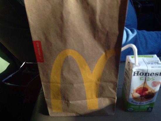 Milesburg, PA: McDonald's